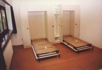 Schlafzimmer Schreinerei M 252 Nchen Bett Holz Schrank