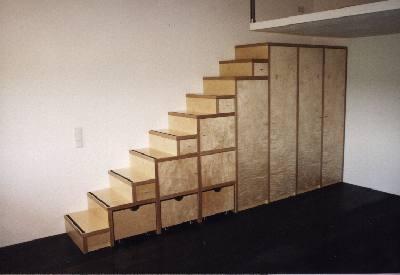 einzelansicht jugendzimmer kinderzimmer kinderbett leiter treppen schreinerei m nchen. Black Bedroom Furniture Sets. Home Design Ideas